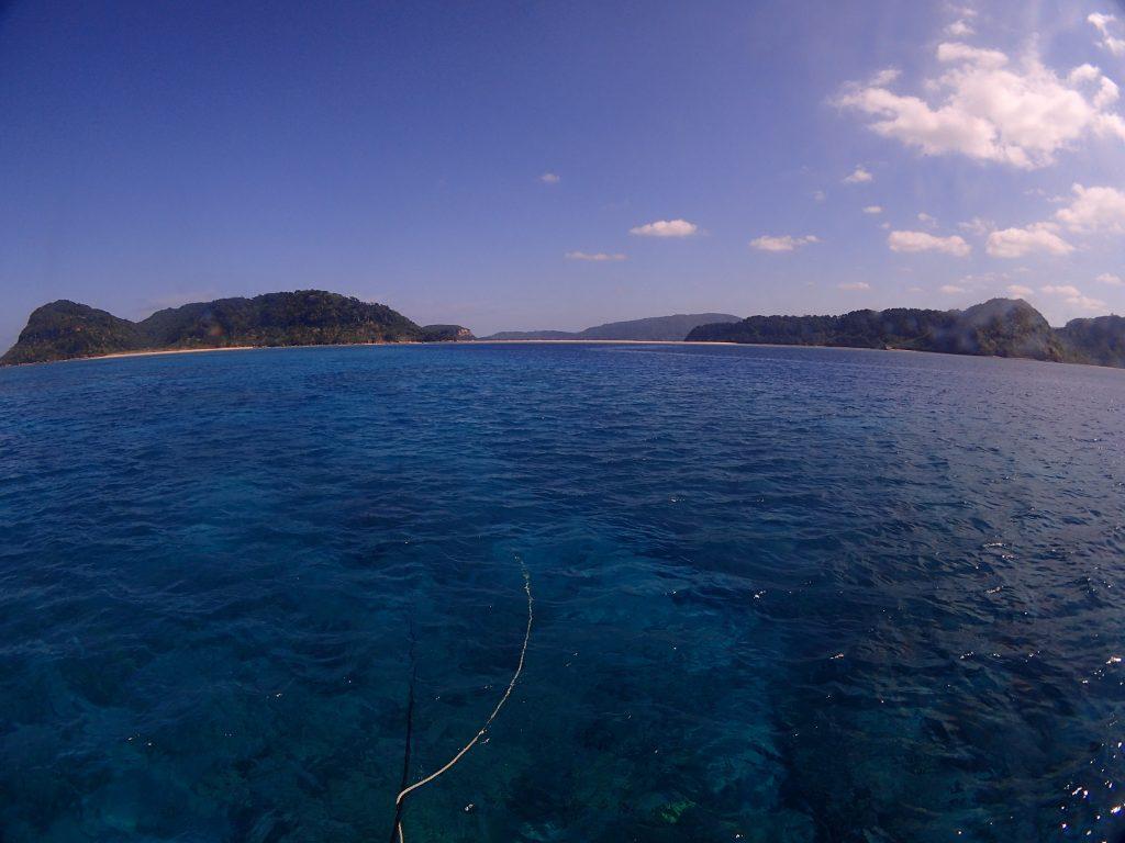 10月の西表島