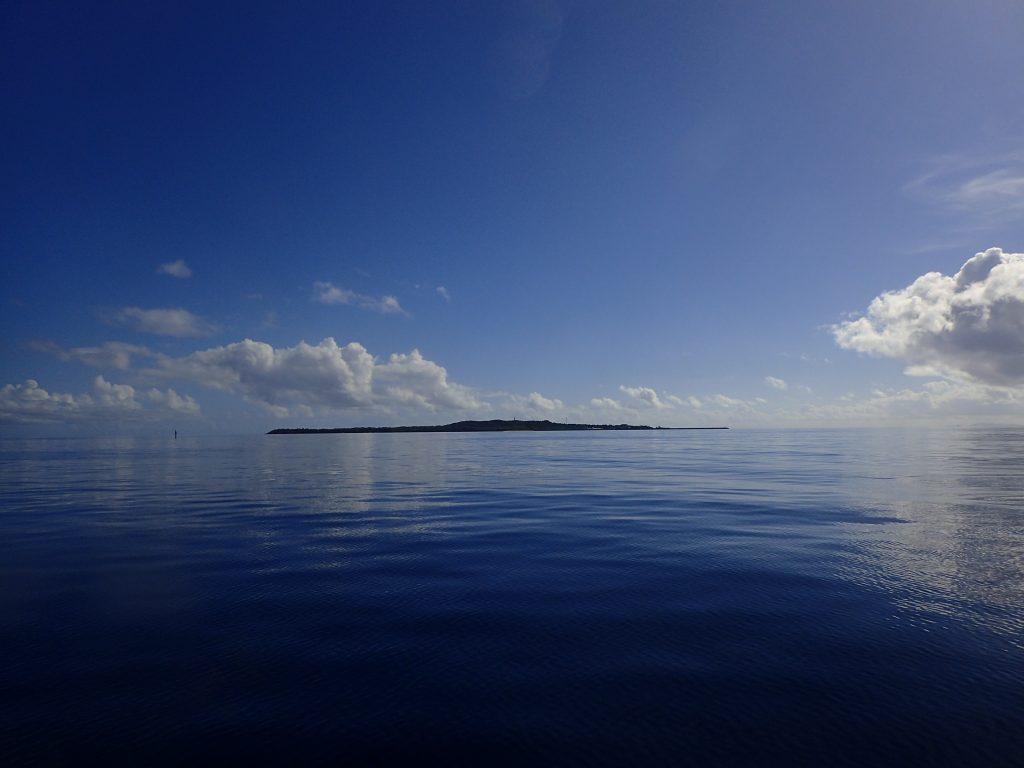 夏 鳩間島