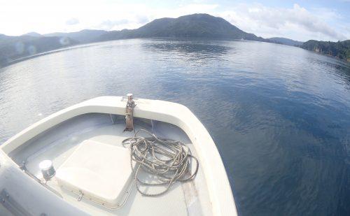 9月西表の海